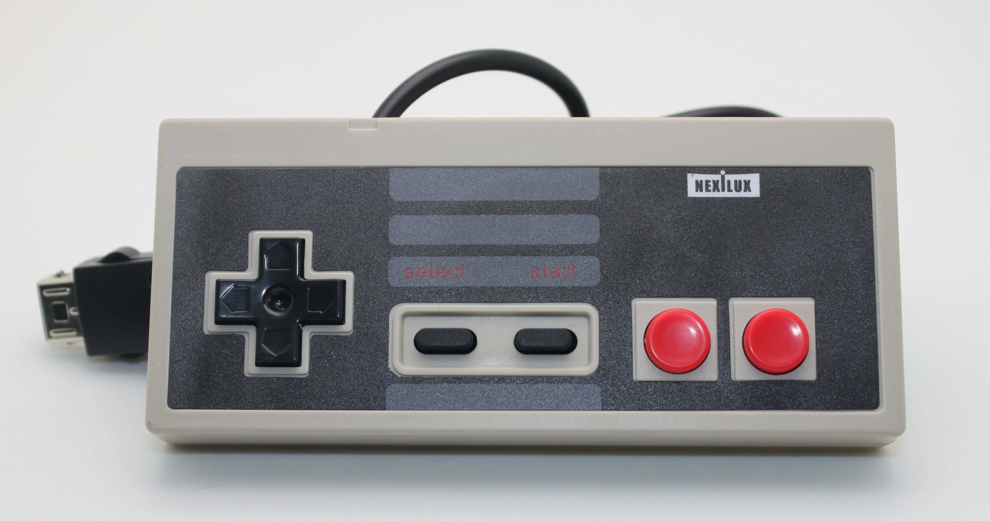 NEXiLUX NES Classic Controller for NES CLassic Edition with long cable