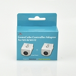 GameCube Controller Adapter for Wii & Wii U (Dual Pack), White