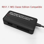 NES/SNES/FC/SFC Controller Adapter for Wii & Wii U
