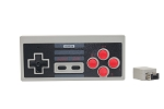 NEXiLUX NES Classic Edition Wireless controller with Turbo A B ( ++ MODE )