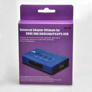 Universal Adapter Ultimate for Xbox One/Xbox360/PS3/PC USB